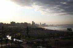 Durban, South Africa skyline