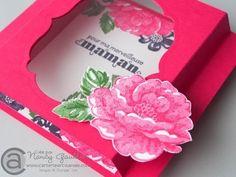 Trucs pour étamper Stippled Blossoms