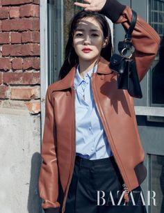 Korea Fashion, Milan Fashion, Fashion Photo, Park Min Young, Look Magazine, Great Photographers, Korean Actresses, Girl Photos, Asian Beauty