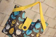 Back to School ~ Laptop Bag   Sew Mama Sew  