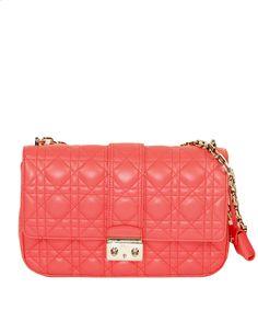 "CHRISTIAN DIOR Sac ""Miss Dior"" Miss Dior, Christian Dior, Chanel, Shoulder Bag, Classic, Lush, Bag, Derby, Shoulder Bags"