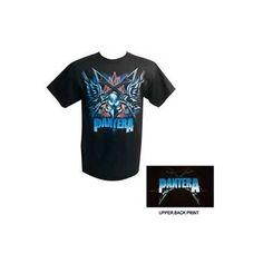 Pantera Wings Mens T-Shirt