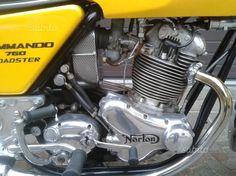 Norton Commando 750 www.motoventus.com