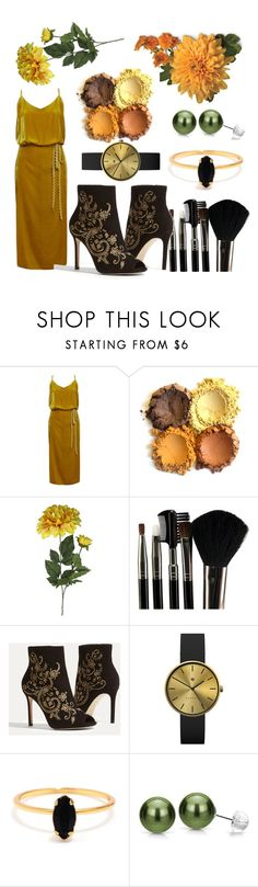 """""""Harvest"""" by maddelynrose ❤ liked on Polyvore featuring Undress, Glamour Status, Newgate, Bing Bang and DaVonna"""
