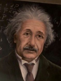 Portrait of Albert Einstein by Robert Lewis Booth Albert Einstein, Churchill, Portrait, Einstein Quotes, People, Headshot Photography, Portrait Paintings, Drawings, Portraits