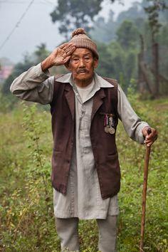 Gurkha. Photo; Richard Lewisohn
