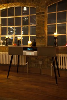 Ruark Audio R7 music system finished in a luxurious rich walnut is as much a beautiful design piece as it is a superb sounding music system.