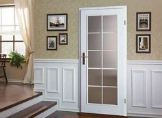Drzwi wewnętrzne Wiedeń Duży Szpros