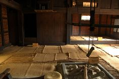 traditional japanese house inside - Google Search