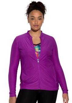 3184d87500 The active jacket by fullbeauty SPORT - Women's Plus Size Clothing Trendy  Plus Size, Plus