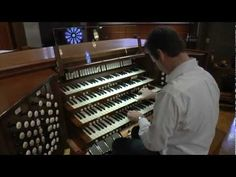 Ken Cowan plays Wagner on the Quimby Pipe Organ at Saint Paul's Episcopa...