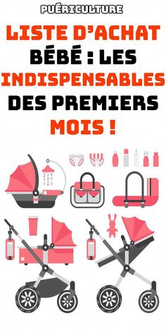 Tout pour bébé : Les TOP 25 importants achats pour bébé So I wanted to make a baby shopping list of all that is necessary to have to prepare for his arrival the first months Pregnancy Information, After Baby, How To Get Sleep, Pregnant Mom, First Time Moms, Baby Hacks, Pregnancy Tips, Baby Shop, Baby Love