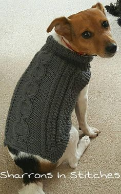 Check out this item in my Etsy shop https://www.etsy.com/uk/listing/523582605/dog-jumper-dog-coat-dog-sweater-dog
