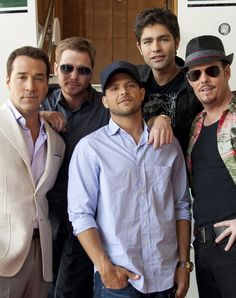 The Entourage movie is officially happening!