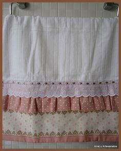 Bathroom Towel Decor, Table Covers, Kitchen Towels, Pin Cushions, Decoration, Valance Curtains, Sewing, Fun, Crafts