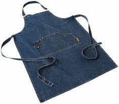 Kuchařská zástěra Jamie Oliver, modrá Zástěry| Textil, deštníky, čepice | Reklamní předměty, potisk - iMi Partner