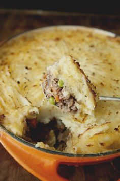 SHEPHERD'S PIE (OR COTTAGE PIE)