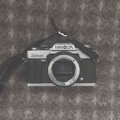 #Minolta #x-300 + minolta mg-x analog film cameras (35mm) kit with #aluminium cas,  View more on the LINK: 	http://www.zeppy.io/product/gb/2/262260309930/