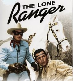 The Lone Ranger TV Show 1949 to1957 - Watched this every morning before school.