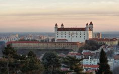 Vienna to Bratislava, Slovakia - 13 Super Charming European Cities Well Worth a Day Trip | Travel + Leisure