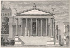 Temple of Jupiter Stator discovered in Rome