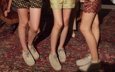 Wallabees - WHERE IS THE COOL ?