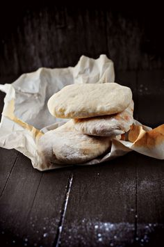 Roti's we all can make and do a good job of, how about mixing it up and trying some 'Homemade Pita Bread', ideal for a Mediterranean meal! Combine with a light lamb or veggie stew, few olives and fresh goat cheese. Complete the meal with fresh fruit :)