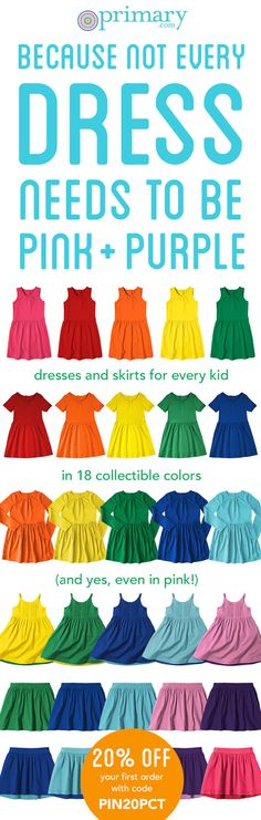 Shop super soft kids dresses with pockets in sizes Kids dresses in vibrant colors, patterns, and prints - with some reversible styles! My Little Girl, My Baby Girl, Kids Outfits, Cute Outfits, Kid Styles, Just In Case, Cotton Dresses, Baby Kids, Kids Fashion