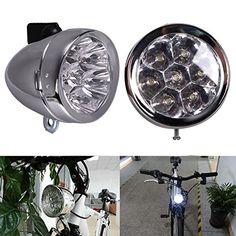 Shere about SecretofDiva.comTweet1. Sturdy body,high grade LED headlight,retro look. 2. Special lens provides optimum light output. 3. Waterproof design with 7 white LED.