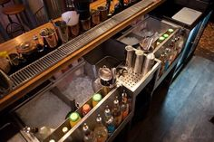 32 best bar setup