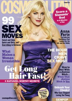Cosmopolitan is the best-selling young women's magazine in the U.S. with an audience of over 18 million a month.The content as of 2011 included articles on women's issues, relationships, sex, self-improvement, celebrities, fashion and beauty. The magazine, and in particular its cover stories, have become increasingly sexually explicit in tone, and covers have models wearing revealing clothes. Kroger now has to keep the magazines hidden after receiving many complaints about inappropriate…