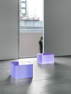"""Roni Horn, Untitled (""""Consider incompleteness as a verb""""), 2010—2012, Solid cast glass, Unique 56.5 x 76.2 x 91.4 cm"""
