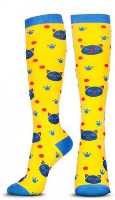 Do you like Cat?  Cat Knee High Socks Click my website :D