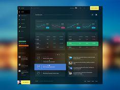Stock Trading Platform Dashboard