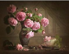 """DIY Painting By Numbers - Camellia Flower (16""""x20"""" / 40x50cm)"""