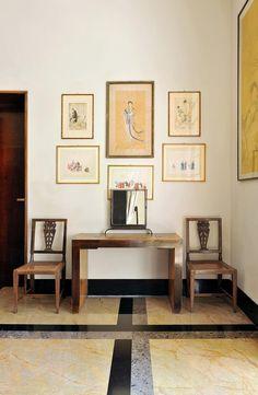 Villa Necchi, une maison de légende à Milan - Madame Figaro