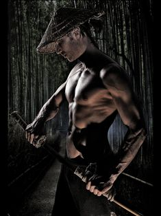 World martial art Japanese Samurai 'The Last Samurai' By Gio Tarantini