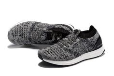 detailed look a9dfe 23d64 Adidas Ultra Boost Uncaged Mænd Sort Grå
