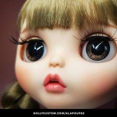 Check out alapoupee (@a.la.poupee) at the DollyCustom site: https://www.dollycustom.com/alapoupee/ . . . #blythe #dollycustom #blythecustom #blythecustomizer #ooakblythe #customblythe #kawaii #doll #artdoll #dollstagram #blythestagram #blythelover #ブライス #dollphotography #doll #ooakblythe #blythedoll #customdoll #ooak #instadoll #브라이스 #인형