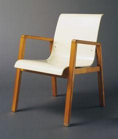 Alvar Aalto. Stacking Armchair (model 403). 1931-32