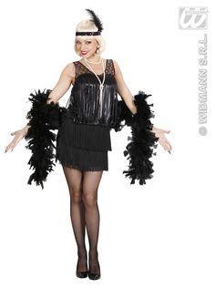 #Charleston Disfraz cabaret mujer http://www.disfracessimon.com/disfraces-adultos/2234-disfraz-roaring-20s-flapper-p-2234.html