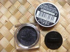 Resenha: Sombra Color Infallible cor Eternal Black da L'oreal | Beleza de Creuza! Trying the eyeshadow Eternal Black Infallible from l'Oreal Paris