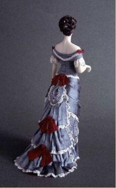 dos de la robe