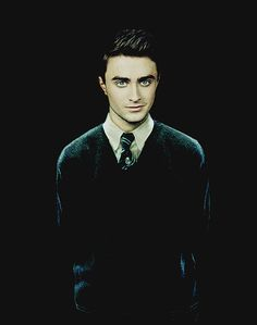 #daniel radcliffe.#Harry #Potter. #Slytherin