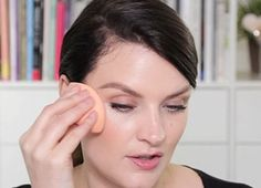 Learn miracle complexion sponge tutorial. Its versatile design evenly blends makeup for a smooth, enhanced finish, use with your favourite foundation to h..