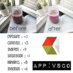 vscocam filters tutorial - Google Search