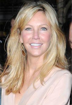 Heather Locklear 8 Fabulous Over-50 Faces newbeauty.com