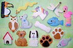 Animal Cookies 1
