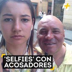 """AJ+ Español on Twitter: """"Mira esos rostros sonrientes y tranquilos. Sí, son acosadores.… """""""