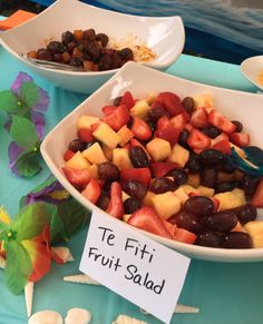 Te Fiti Fruit Salad
